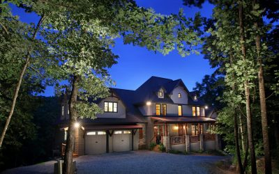 Crazy Fox Lodge by Modern Rustic Homes