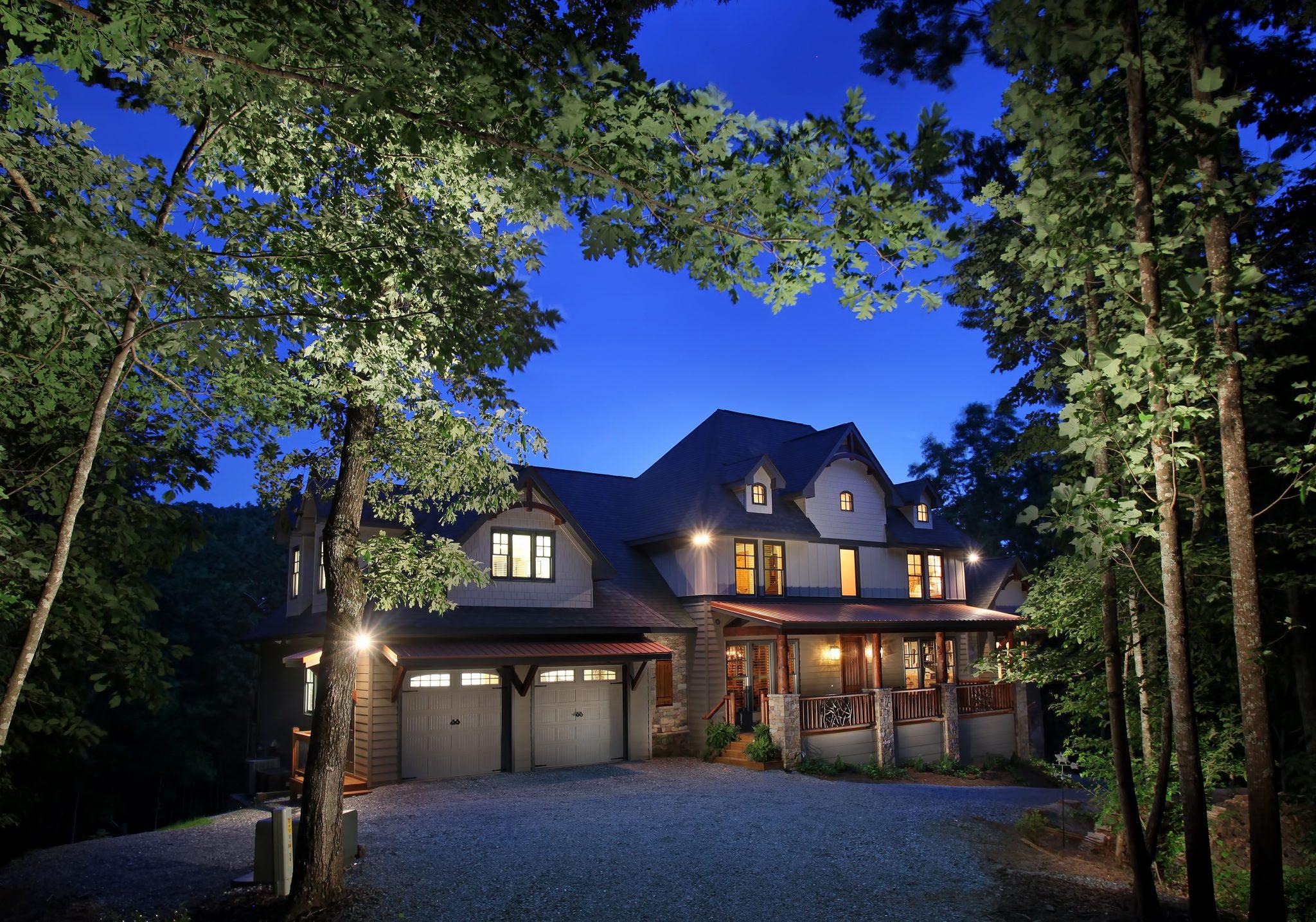 Crazy Fox Lodge By Modern Rustic Homes Modern Rustic Homes