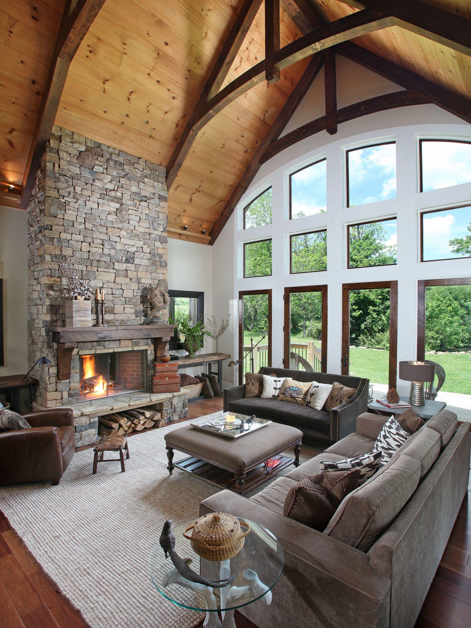 Modern Rustic Home Interior Design ~ Instahomedesign.us